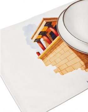 KNOSSOS TEMPLE PLACEMAT