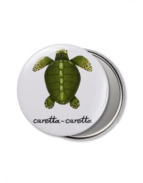 CARETTA POCKET MIRROR