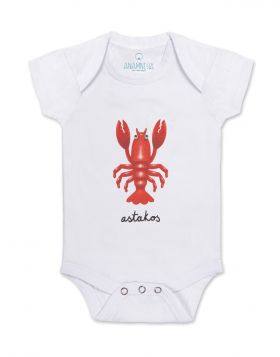 ASTAKOS BODYSUITS SHORT SLEEVE