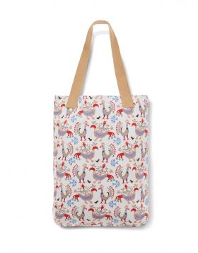 BIRDS MM TOTE BAG