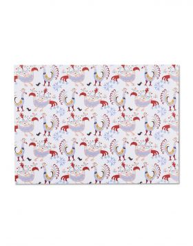 BIRDS MM PLACEMAT PAPER