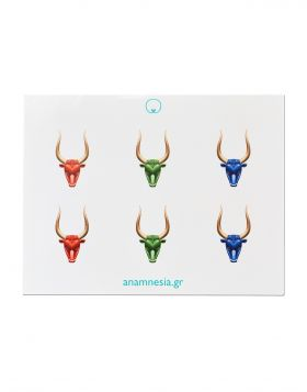 MINOTAUR SET OF 12