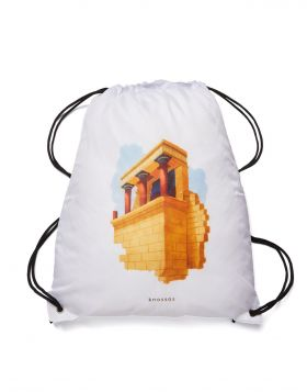 KNOSSOS TEMPLE WASHBAG URBAN