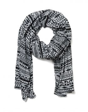 XYSTO KNITTED SCARF