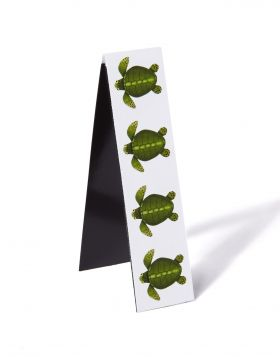 CARETTA BOOKMARK MAGNET