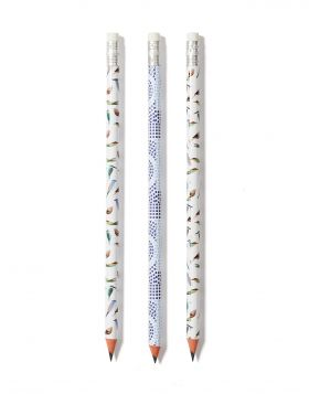 ERODIOI/WAVE PENCIL SET OF 3