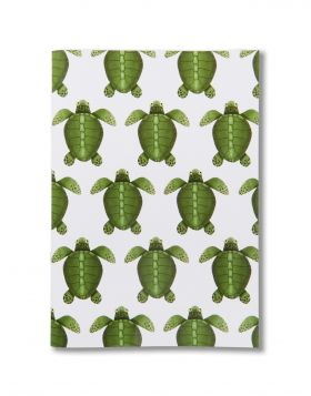 CARETTA NOTEBOOK PIN
