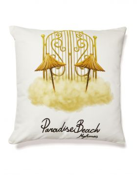 PARADISE BEACH CUSHION