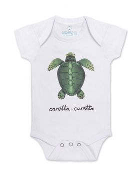 CARETTA BODYSUITS SHORT SLEEVE