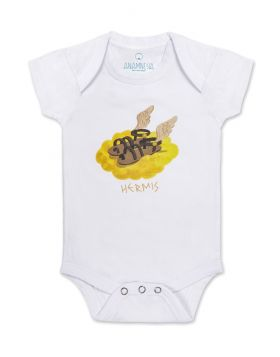 HERMIS ELEMENT BODYSUITS SHORT SLEEVE