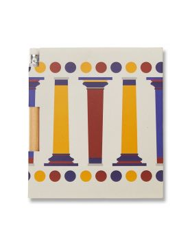 KNOSSOS STILES NOTEBOOK PENCIL