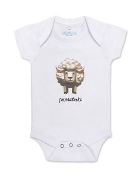 PROVATAKI BODYSUITS SHORT SLEEVE