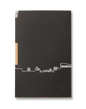 SKYLINE ACROPOLIS NOTEBOOK PENCIL