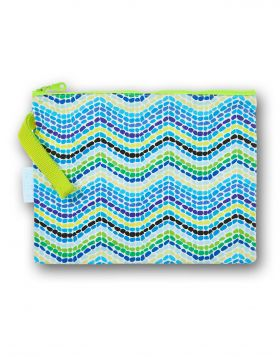 VOTSALOTO WAVE COSMETIC BAG